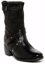 UGG Collection Cattania Gore Women's Leather Boots Size 6.5 $394 Made in Italy