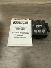 Quantum CoPilot User-Friendly Wireless Ttl Flash Controller for Nikon Dslr