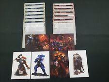 Warhammer 40K Shadowspear Art & Data Cards