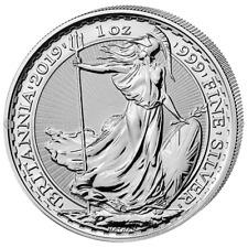 Britannia 2019 Silber 1 OZ Unze Silver Argent Großbritannien United Kingdom UK