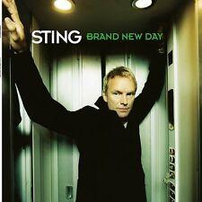 STING SACRED BRAND NEW DAY DOPPIO VINILE LP 180 GRAMMI NUOVO SIGILLATO