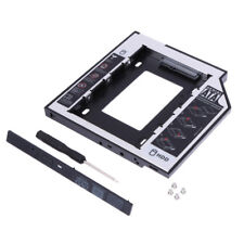 SATA 3.0 Hard Disk Drive HDD SSD Mounting Bracket For MacBook Pro CD/DVD UK