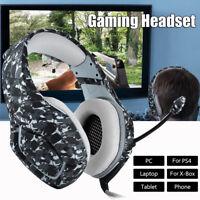 ONIKUMA K1 3.5mm Gaming Headset Mic Headphone Stereo Bass for  Xbox ONE PC