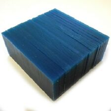 Turchese Wax blocchi gioielli CASTING 3mm - 6mm BARRE 15 Pezzi-tc0140turq