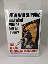 NECA Texas Chainsaw Massacre Ultimate Leatherface 7 in. action figure NIB