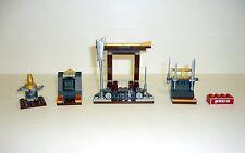 KRE-O GI JOE NINJA TEMPLE Mini Action Figure Playset Kreo Kreon COMPLETE
