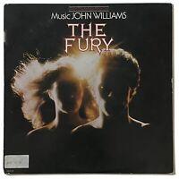 SOUNDTRACK John Williams - The Fury LP vinyl record OOP 1978 Arista
