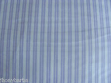 BABY BASICS PURPLE STRIPES JoAnn's TICKING on COTTON FABRIC Priced By The Yard