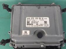 2008 MERCEDES CLK350 ENGINE CONTROL UNIT #2721535991 -AUTHENTIC