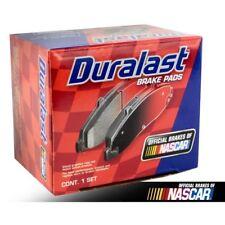 Disc Brake Pad Set-Disc Rear AUTOZONE/ DURALAST-BOSCH D537