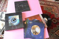 PINK FLOYD 4LP PULSE + LIBRETTO ORIGINALE UK 1995 NM !!!!!!!!!!!!!!!!!!!!!