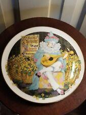 Royal Doulton Behind The Painted Mask Minstrel Serenade Porcelain Lim Ed Plate