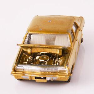 Matchbox Moko Lesney 36 C Opel Diplomat - METALLIC GOLD 36c