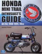 BOEK/LIVRE : HONDA MINI TRIAL Z50 - 1968 - 1999 (z50a k1,k2,k3,k4,k5,k6,z50r