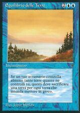 Equilibrio delle Terre / Land Equilibrium   NM   Legends   ITA   Magic MTG