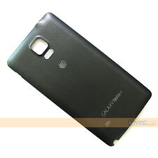 New Black Battery Back Rear Cover Door for Samsung Galaxy Note 4 SM-N910A AT&T