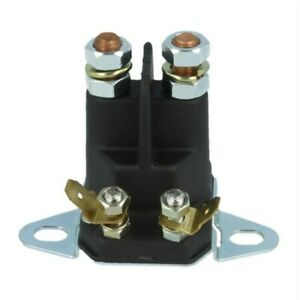 Ride On Tractor Solenoid 12v 4 Pole Fits Many JCB, Mountfield Lawnmowers UK