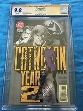 Catwoman #39 - DC - CGC SS 9.8 NM/MT - Signed by Jim Balent - Batman