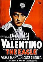 EAGLE (1925) (SILENT) - DVD - Region Free - Sealed