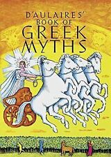 D'Aulaires Book of Greek Myths by Edgar Parin D'Aulaire and Ingri D'Aulaire (1962, Hardcover)