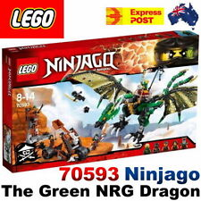 Ninjago Green LEGO Buidling Toys