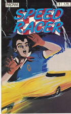 Speed Racer Comic Book #8 NOW 1988, NEW UNREAD