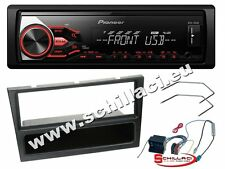 Autoradio Pioneer USB  + Kit montaggio per OPEL Astra / Agila / Corsa / Meriva
