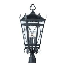 Maxim Lighting 26.75' x 12' Canterbury DC Pole/Post Lantern, Bronze - 20451CDAT