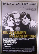 Ein Sommer in Manhattan TRIBUTE - Jack Lemmon - Filmplakat DIN A1 (gerollt)