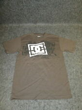 Hombre Auténtico Dc Moda Informal Skate Bmx Mx Camiseta S M L XL XXL Marrón 107