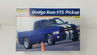 Revell Dodge Ram VTS Pickup Scale 1:25 (1996) 85- 7617 Sealed Pieces!