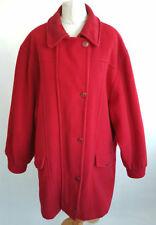 Woolen Zip Formal Plus Size Coats & Jackets for Women