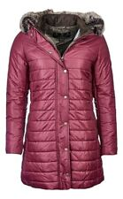 NEW Barbour Ladies Rossendale Warm Insulated Quilted Jacket  Size UK 10