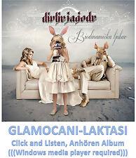 CD DIVLJE JAGODE BIODINAMICKA LJUBAV ALBUM 2013 Album