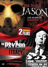 18698 // THE PSYCHO LEGACY LE PLUS CELEBRE FILM D'HITCHCOCK + HIS NAME WAS JASON