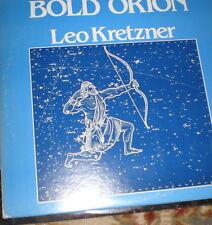 Leo Kretzner LP Bold Orion