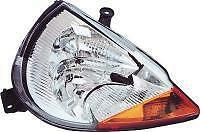 FORD KA MK1 96-09 REPLACEMENT FRONT HEADLIGHT LAMP NEW