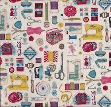 REST Patchworkstoff Sew Retro Nähen Patchwork Stoffe Baumwollstoff Vintage Reste