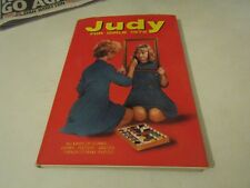 Vintage Judy For Girls Annual 1972