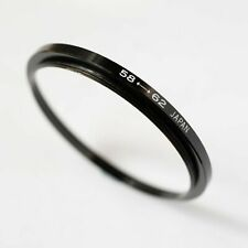 58-62mm STEP UP (STEPPING) FILTER RING ADAPTER