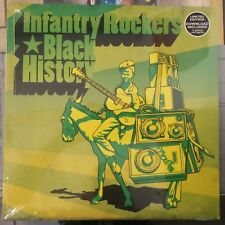 """Infantry Rockers – Black History 12""""  2013 Still Sealed  limited 400 copies"""