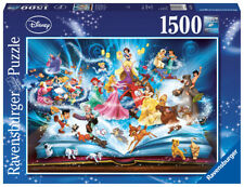 16318 Ravensburger Disney Storybook Jigsaw 1500 Piece Adult Puzzle Age 12+