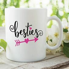 Funny Novelty Mug Besties Best Mates Good Friends Birthday Cup Gift WSDMUG467