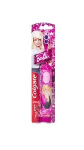 Colgate Children's Battery Operated Toothbrush Barbie