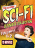 Classic Sci-Fi Ultimate Collection, Vol. 1 and 2  DVD Region 1 WS