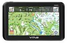 VMS Touring 700 HDX (Portable) GPS Off-Road Mapping unit 4x4 NEW