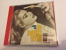 LA DOLCE VITA (Nino Rota) OOP 1960/1995 CAM Soundtrack Score OST CD NM