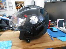 NOS Can Am Black Large Helmet Spyder Roadster ST-1 Hybrid 4474370990