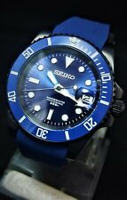 SUBMARINER DIVERS WATCH *MODDED with SEIKO NH36 Movement *Marine master 300 Mod*
