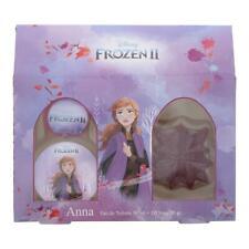 Disney Frozen II Anna Eau de Toilette 50ml & 3D Soap 50g Gift Set Children's